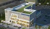 원광치대병원 지상 4층 1,500평 규모로 새로 짖는다